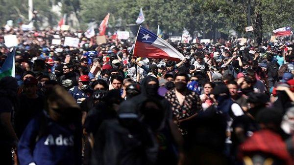 A nuestro hermano pueblo chileno: Mensaje del PRT