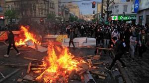 Comunicado del PRT ante los sucesos en el vecino país VIVA CHILE