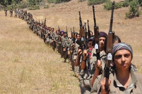 Contra la invasión turca al norte de Siria
