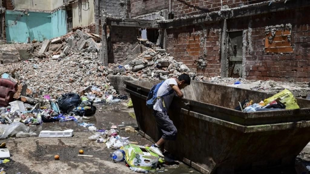 La pobreza ha crecido debido al crecimiento de las ganancias monopolistas