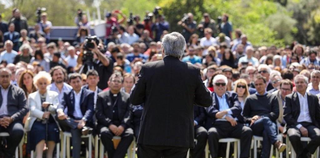 La trampa del plan continuista propuesto por el candidato Fernández