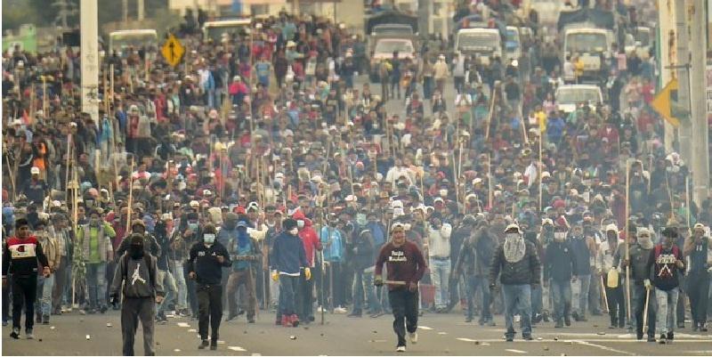 La victoria política del pueblo ecuatoriano y la realidad que refleja