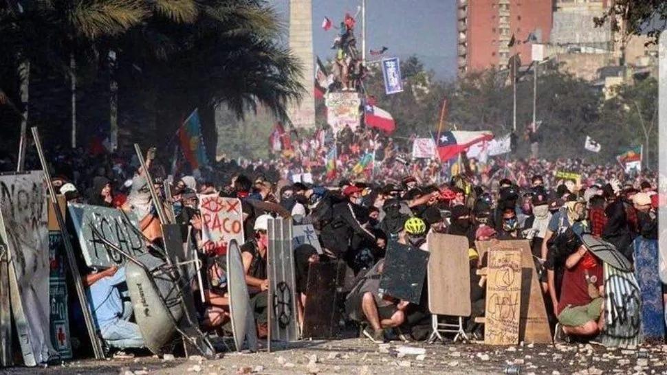 """""""Buenos y malos"""" o el terror a la lucha de clases"""