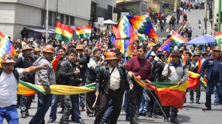 Comunicado del PRT sobre los sucesos en Bolivia