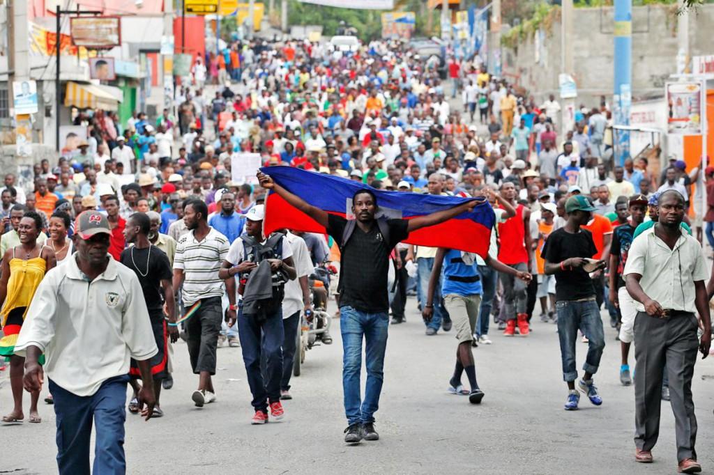 Crisis en Haití: la fortaleza del capital está siendo demolida frente a sus propios ojos