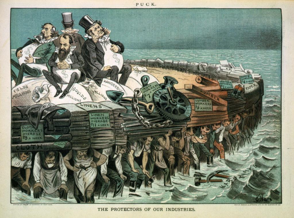 El verso de la industria nacional y el capital monopolista