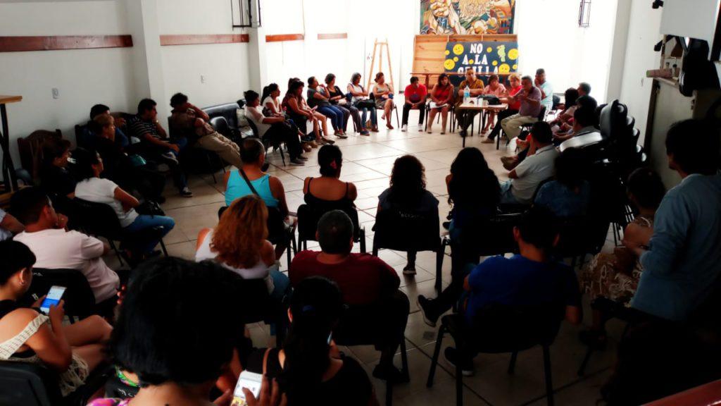 La fuerza docente autoconvocada en Jujuy frena los planes del gobierno