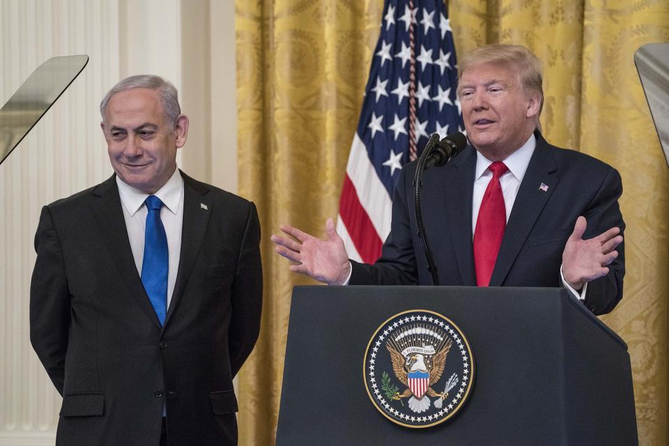 El plan de Trump y los intereses de la burguesía en Medio Oriente