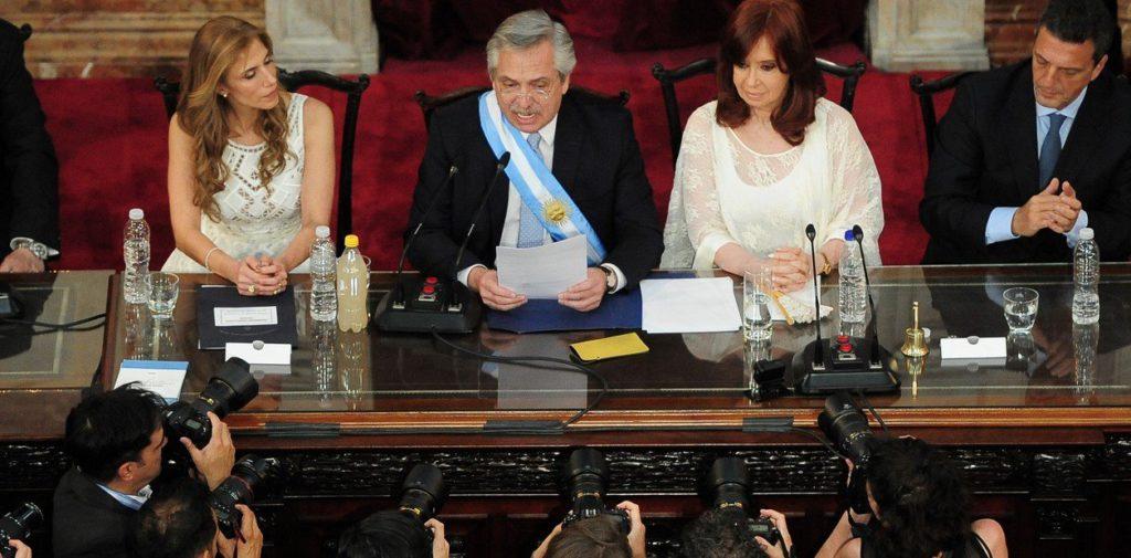El discurso del presidente Fernández: combatir el hambre para generar más hambre