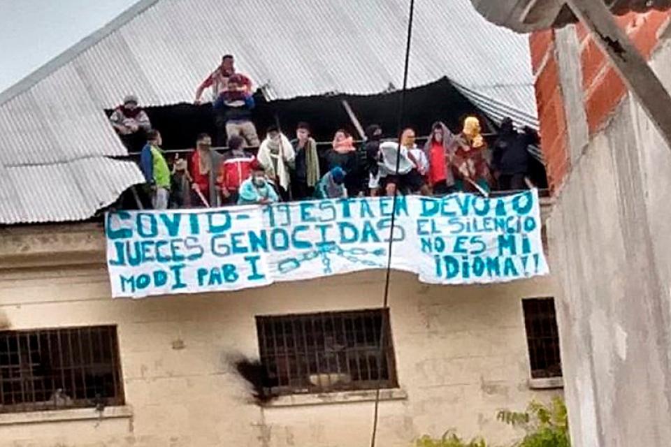 Motín en Devoto: otra forma de justificar la represión