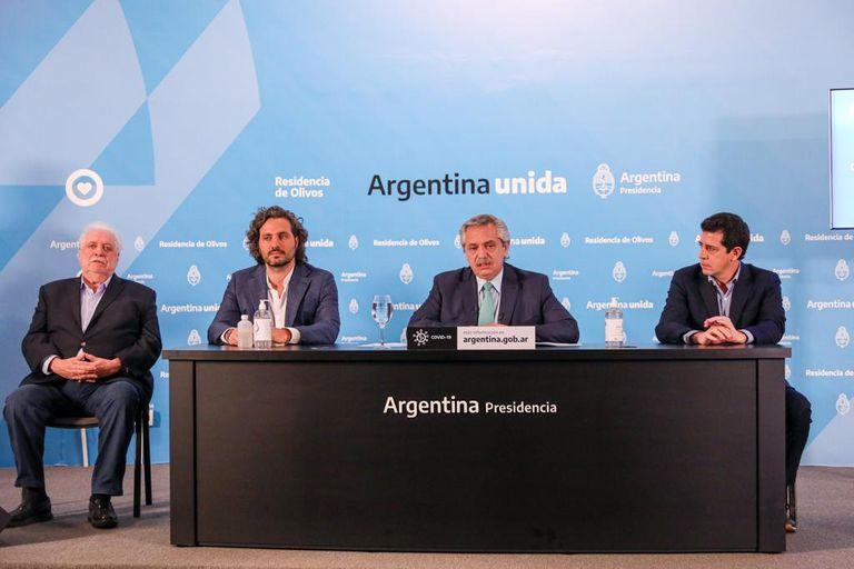 """La """"Cuarentena Económica"""" está sin barbijos"""