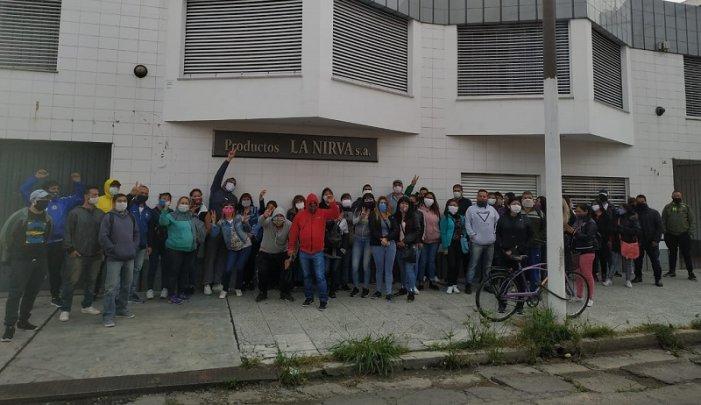 La Nirva: enfrentar a la patronal y a la entrega descarada de los sindicatos