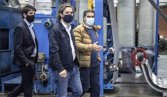 Santana Textiles: el Estado nacional y provincial dan oxígeno a las ganancias empresariales