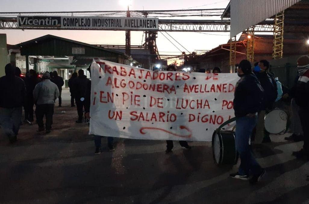 Desalojo en Algodonera Avellaneda: así interviene el Estado