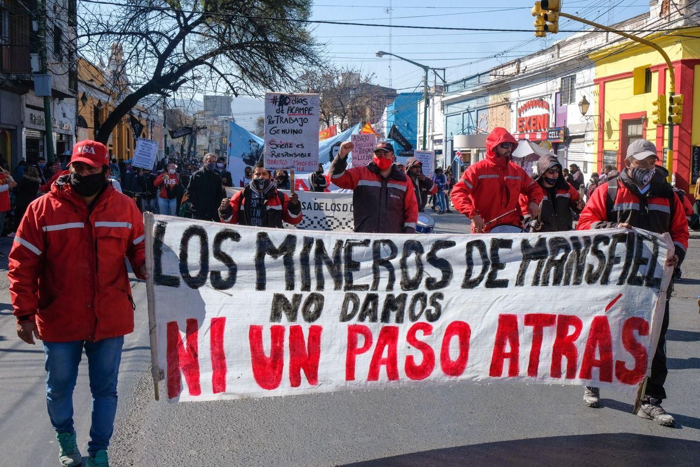 Los mineros de Salta y su lucha por la unidad