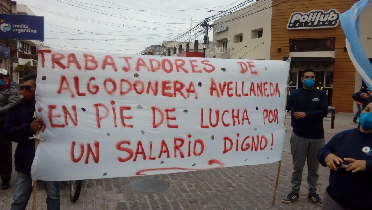 ¿Cómo sigue la situación en Algodonera Avellaneda?