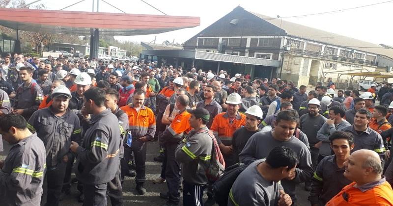 La organización de las vanguardias en las fábricas hará crecer la resistencia