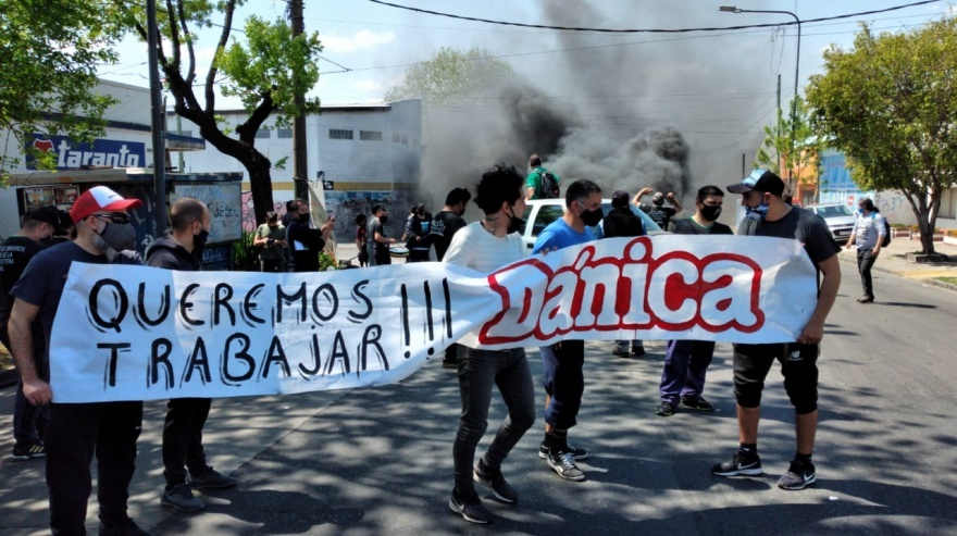 """Dánica quiere """"untar"""" a los obreros para golpear a toda la clase trabajadora"""