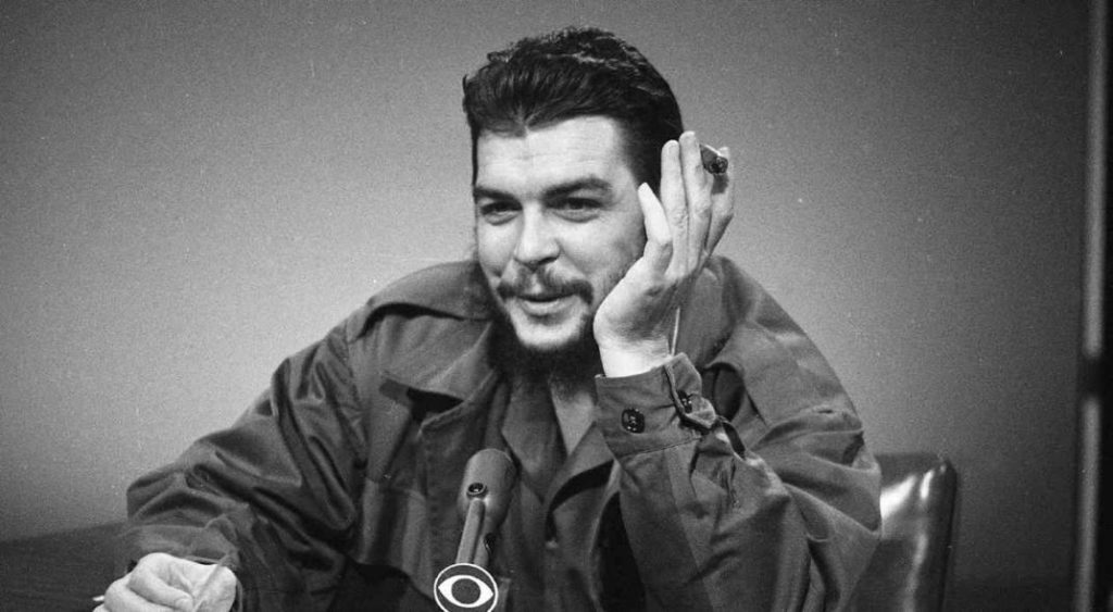 El Che vuelve sin nunca haberse ido