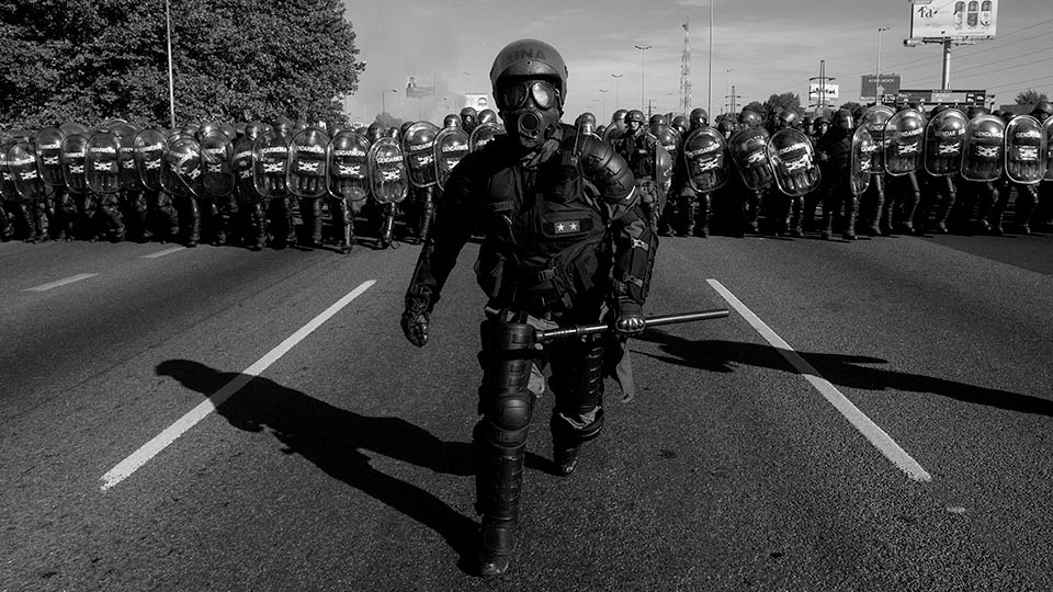 El gobierno de la burguesía trabajando (nuevamente) para la impunidad estatal