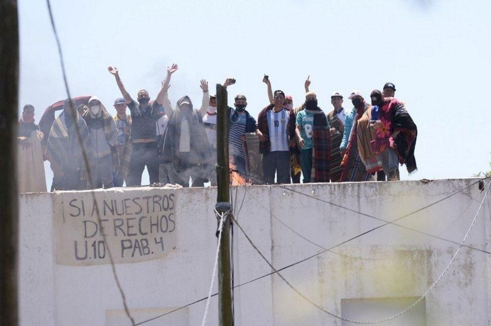 Los motines en la Provincia reflejan la inhumanidad en las cárceles argentinas