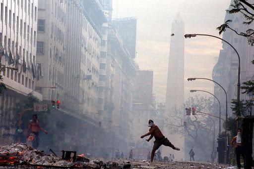 19 y 20 de diciembre de 2001: una marca imborrable en la historia de las luchas populares en Argentina