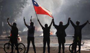Crisis institucional, también en Chile