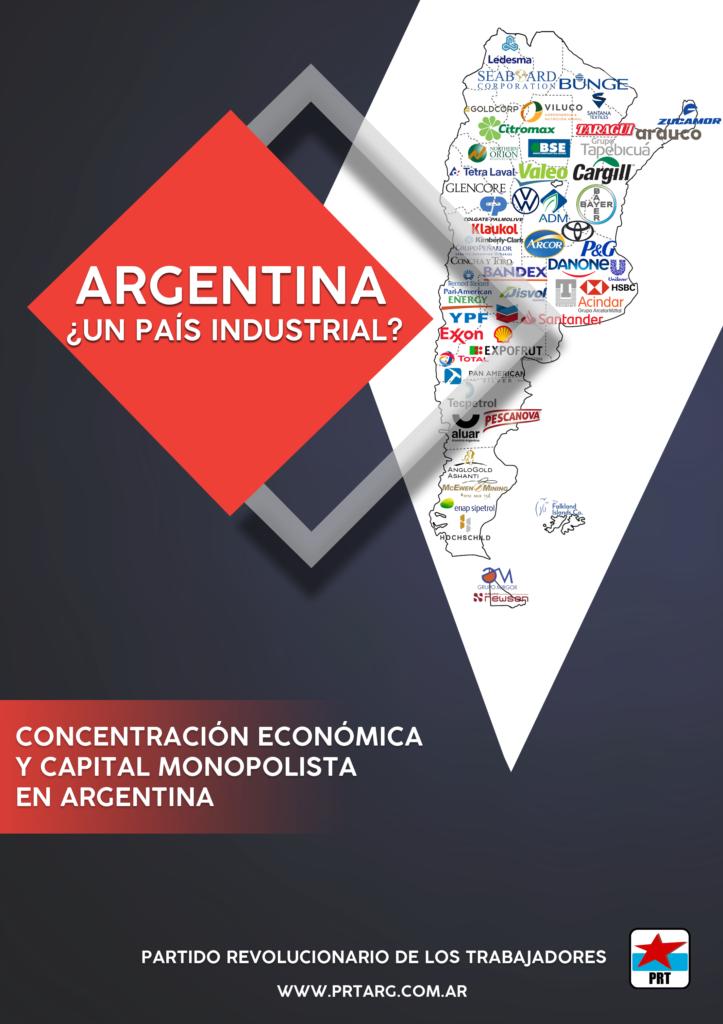 Nuevo material de formación: ARGENTINA ¿UN PAÍS INDUSTRIAL?
