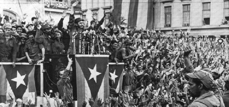 La Revolución Cubana, un ejemplo que fortalece nuestras convicciones revolucionarias.