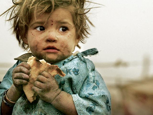 Es posible acabar ya con el hambre, la pobreza y la indigencia