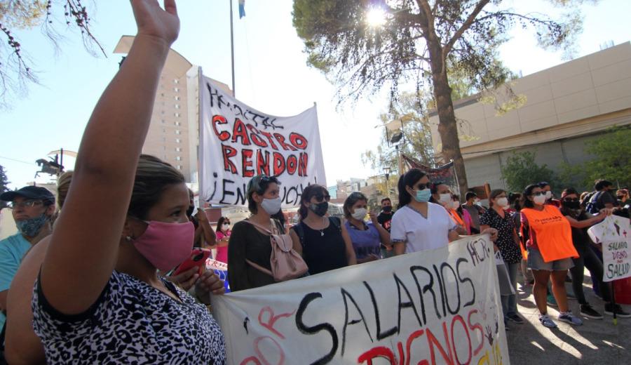 Neuquén: conflicto en la salud y corte en Vaca Muerta
